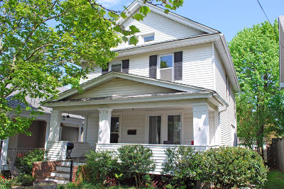 Red Bank Single Family Home For Sale: 218 E Bergen Place