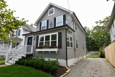 Red Bank Single Family Home For Sale: 172 Leighton Avenue