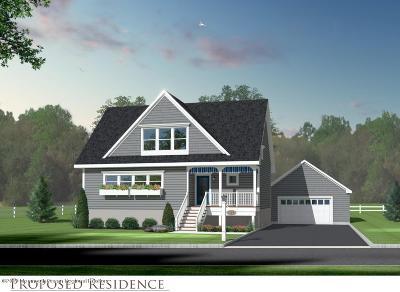 Point Pleasant Single Family Home For Sale: 1640 Birdsall Lane