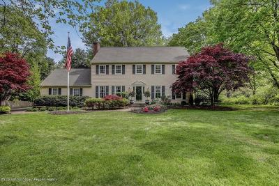Holmdel Single Family Home Under Contract: 5 Duncan Drive