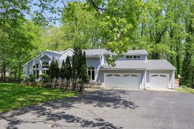 Holmdel Single Family Home For Sale: 2 Georjean Drive