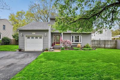 Brick Single Family Home For Sale: 1457 Pine Avenue