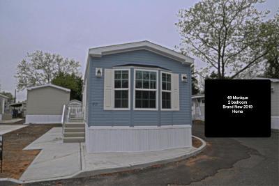 Hazlet Single Family Home For Sale: 49 Monique Circle