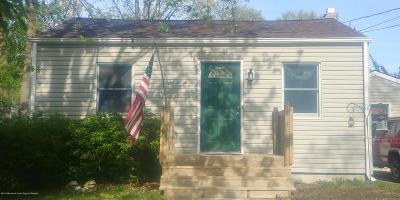 Brick Single Family Home For Sale: 405 Spiral Drive