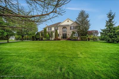 Freehold Single Family Home Under Contract: 50 Summit Drive
