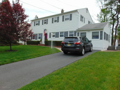 Neptune Single Family Home For Sale: 16 Pinebrook Drive