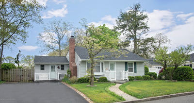 Single Family Home Under Contract: 1127 5th Avenue