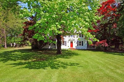Colts Neck Single Family Home Under Contract: 79 Route 537