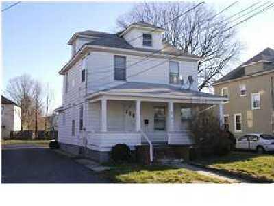 Long Branch Single Family Home For Sale: 25 Lippincott Avenue