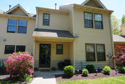 Jackson Condo/Townhouse For Sale: 132 Aster Court