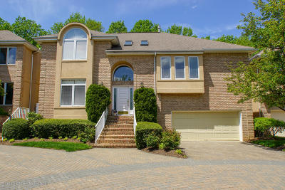Holmdel Single Family Home Under Contract: 111 La Costa Court #N111