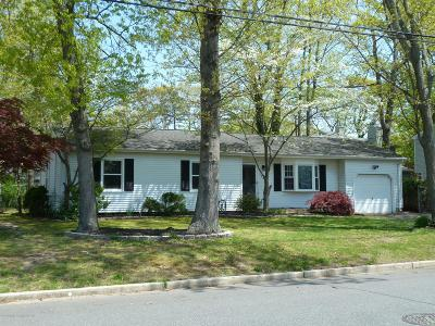 Brick Single Family Home Under Contract: 1450 Green Grove Road