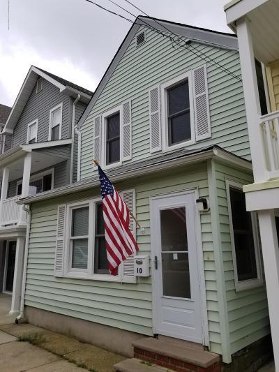 Sea Bright Single Family Home For Sale: 10 Church Street