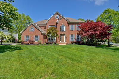 Holmdel Single Family Home For Sale: 2 Sage Street