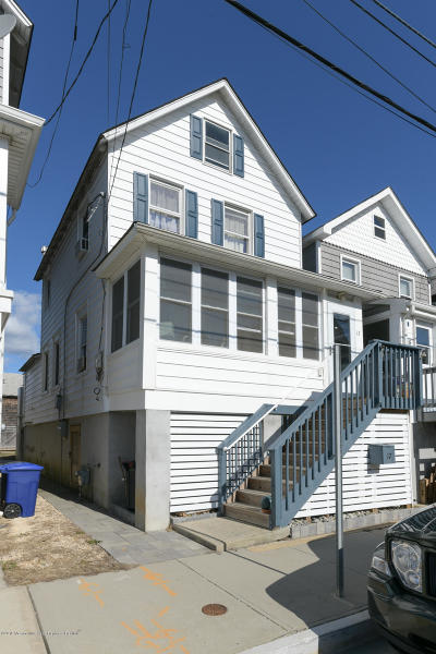 Sea Bright Single Family Home For Sale: 17 Church Street