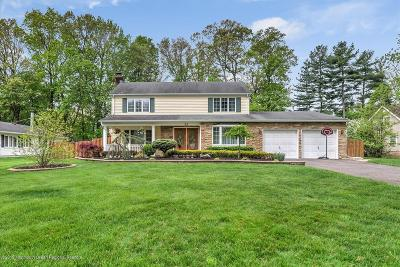 Manalapan Single Family Home Under Contract: 13 Woodford Lane