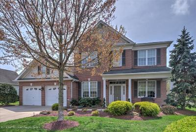 Monmouth County Adult Community For Sale: 3 Halecrest Court