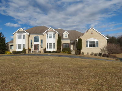 Colts Neck Single Family Home Under Contract: 16 Shady Tree Lane
