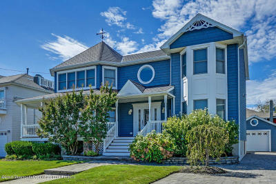 Point Pleasant Beach Single Family Home For Sale: 309 Baltimore Avenue
