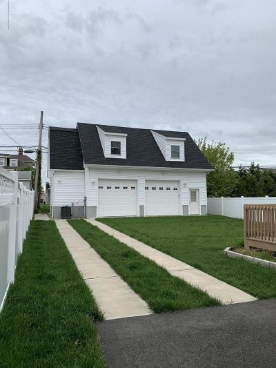 Bradley Beach Rental For Rent: 207 Brinley Avenue