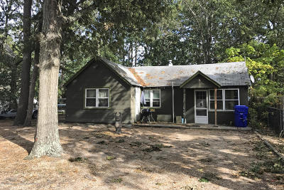 Brick Single Family Home For Sale: 15 N Raleigh Road