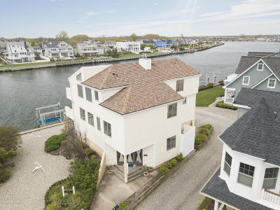 Avon-by-the-sea, Belmar Single Family Home For Sale: 53 1st Avenue