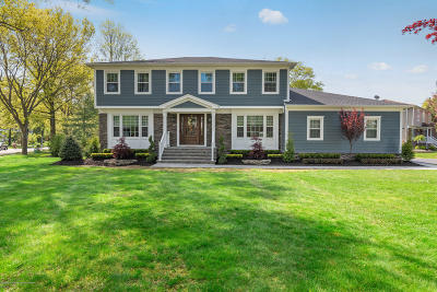 Marlboro Single Family Home Under Contract: 1 Birch Court