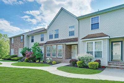 Morganville Condo/Townhouse Under Contract: 115 Bedford Place