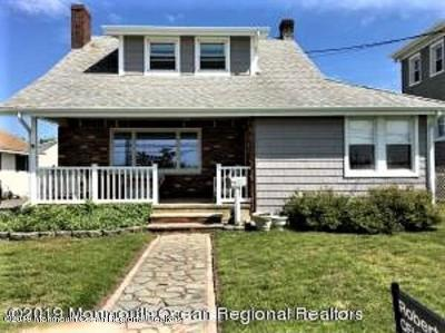 Point Pleasant Beach Single Family Home For Sale: 21 Arnold Avenue