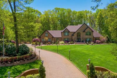 Colts Neck Single Family Home For Sale: 3 Talleyrand Drive