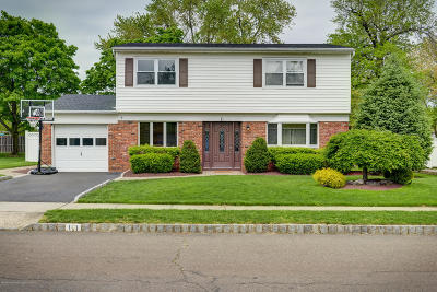Hazlet Single Family Home Under Contract: 11 Croman Court