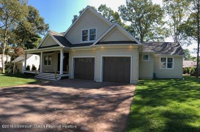 Toms River Single Family Home For Sale: 29 Maple Street