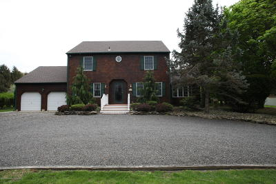 Toms River Single Family Home For Sale: 1341 Silverton Road