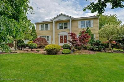 Manalapan Single Family Home For Sale: 9 Beth Drive