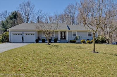 Freehold Single Family Home For Sale: 56 Rose Court