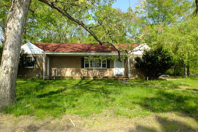 Howell Single Family Home For Sale: 131 Fort Plains Road
