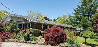 Long Branch Single Family Home For Sale: 470 Monmouth Place