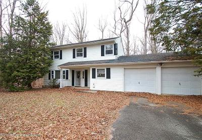 Jackson Single Family Home Under Contract: 72 White Road