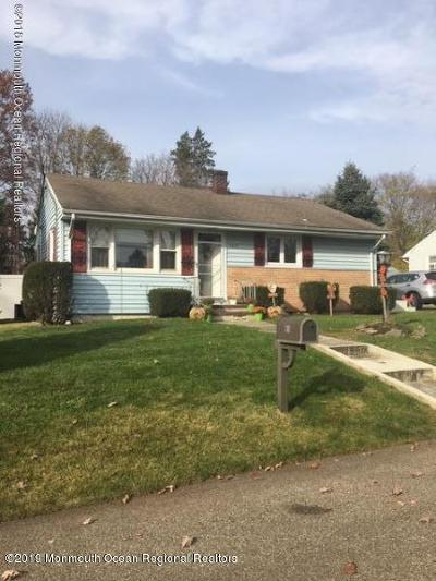 Neptune Township Single Family Home For Sale: 707 Maple Avenue