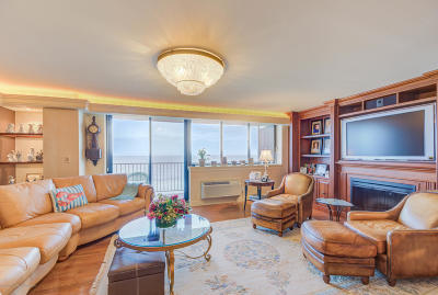 Monmouth County Condo/Townhouse For Sale: 55 Ocean Avenue #4G