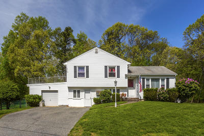 Neptune Township Single Family Home Under Contract: 19 Jumping Brook Drive