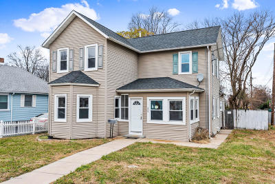 Long Branch Single Family Home For Sale: 283 Jeffrey Street