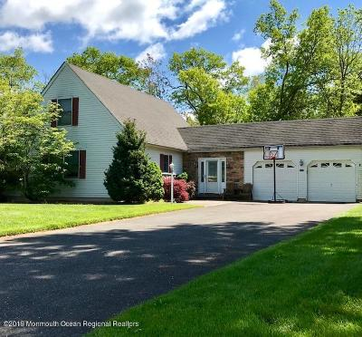 Manchester Single Family Home For Sale: 212 Luther Drive