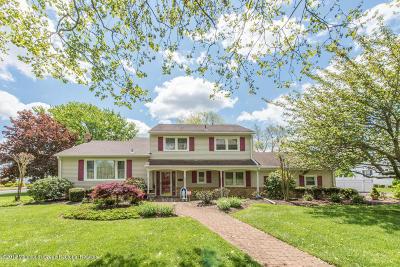 Sea Girt Single Family Home For Sale: 1301 Boxwood Drive