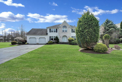 Manalapan Single Family Home Under Contract: 4 Crusade Court