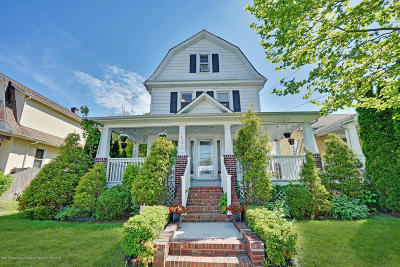 Asbury Park Single Family Home For Sale: 1540 Asbury Avenue