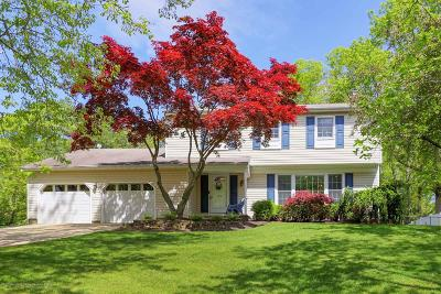 Eatontown Single Family Home Under Contract: 55 Sandspring Drive