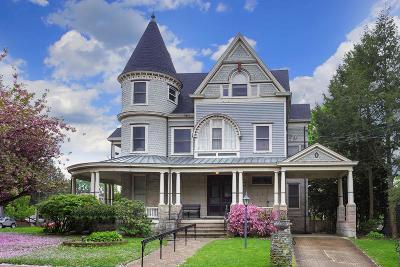 Atlantic Highlands Single Family Home For Sale: 37 E Washington Avenue