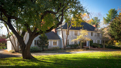 Rumson Single Family Home For Sale: 12 Conover Lane