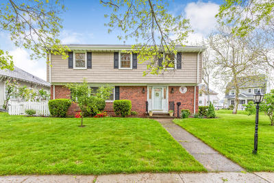 Belmar Single Family Home Under Contract: 600 5th Avenue